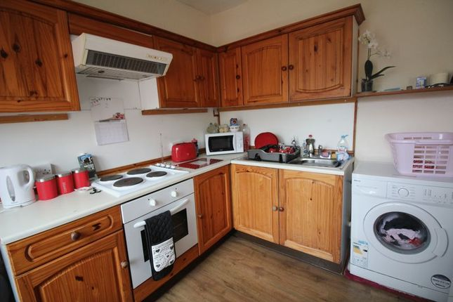 Flat 2 Kitchen of Northfield Road, Ilfracombe EX34