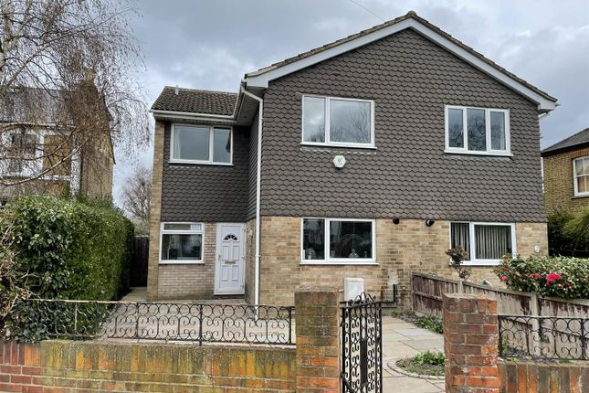 Thumbnail Semi-detached house for sale in Laleham Road, Shepperton