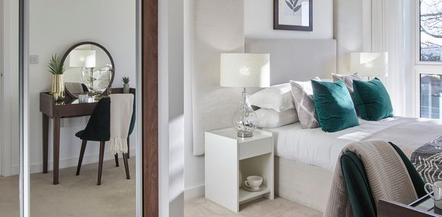 "2 bedroom flat for sale in ""The Luna Apartments"" at Newmans Lane, Loughton"