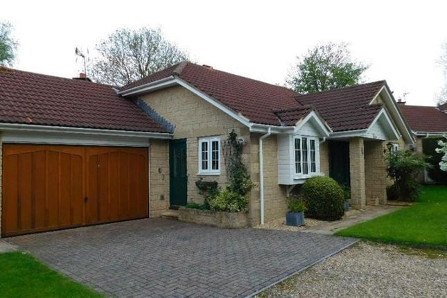 Thumbnail Detached bungalow for sale in Meadow Lane, Victoria Road, Warminster