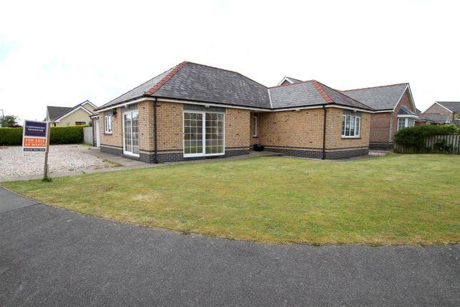 Thumbnail Detached bungalow for sale in Parc Yr Ynn, Llandysul