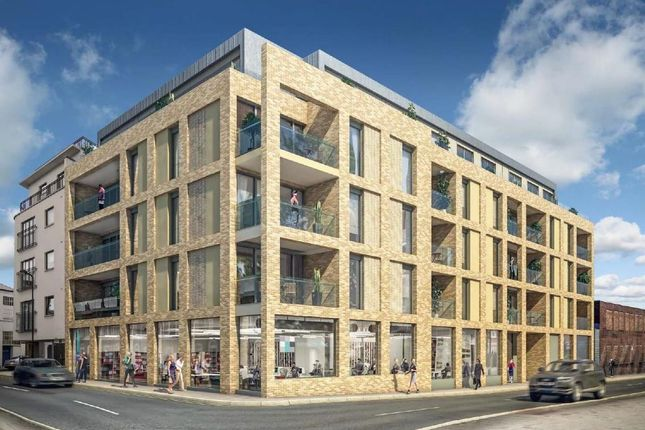 Thumbnail Property to rent in Sawmill Studios, Parr Street, Hoxton