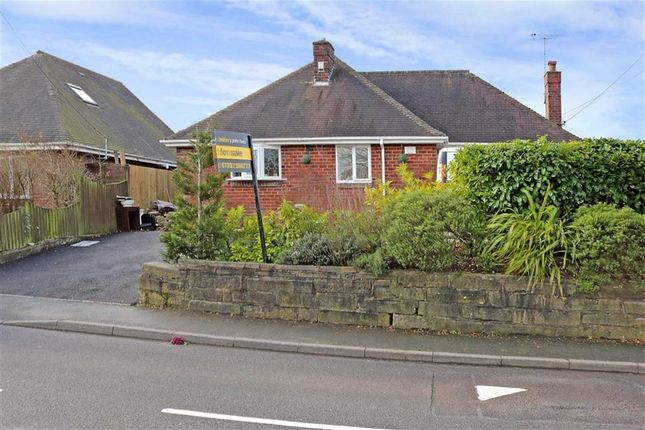 Thumbnail Detached bungalow for sale in Gravelly Bank, Lightwood, Longton, Stoke-On-Trent