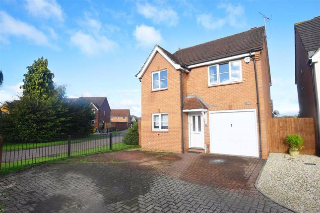 Thumbnail Detached house for sale in Paygrove Lane, Longlevens, Gloucester