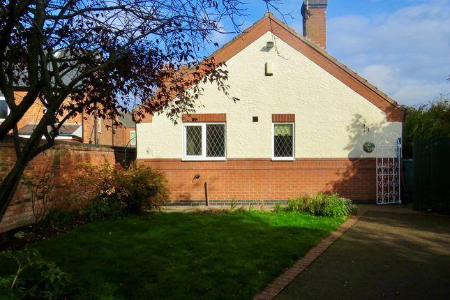 Thumbnail Detached bungalow for sale in Carlyle Road, West Bridgford, Nottingham