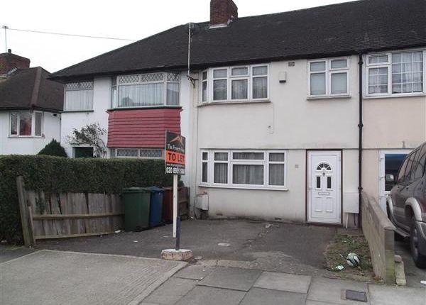 Thumbnail Terraced house to rent in Long Elmes, Harrow