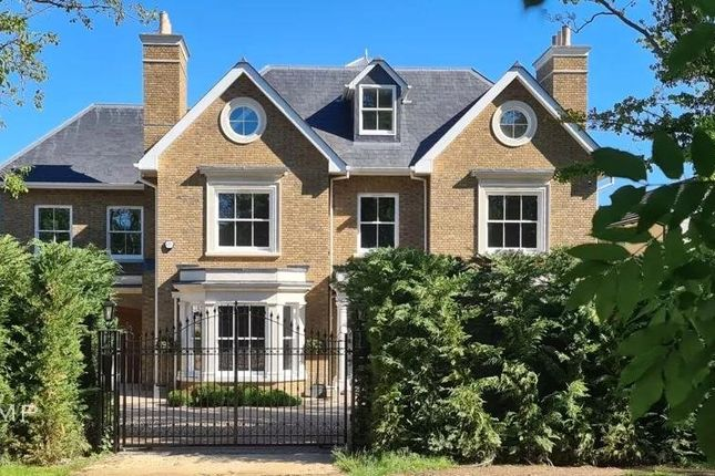 Thumbnail Detached house for sale in Rowley Ridge, Arkley