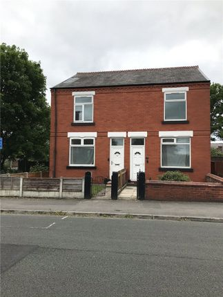Thumbnail Semi-detached house to rent in Peter Street, Hazel Grove, Stockport, Greater Manchester