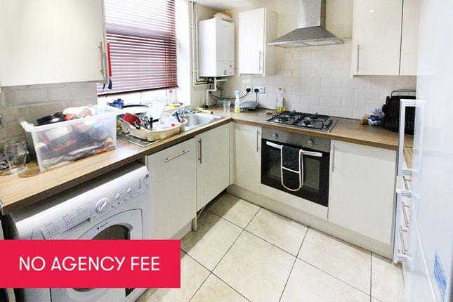 Thumbnail Flat to rent in Treherbert Street, Cathays, Cardiff