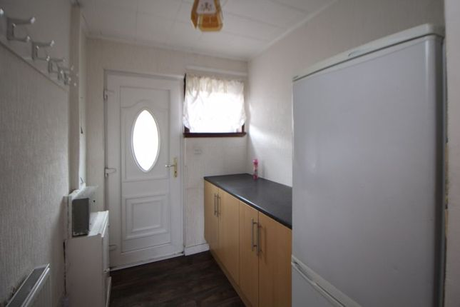 Utility Room of Cullen Crescent, Kirkcaldy KY2