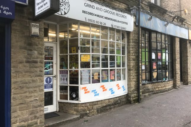 Thumbnail Retail premises to let in Cavendish Street, Keighley
