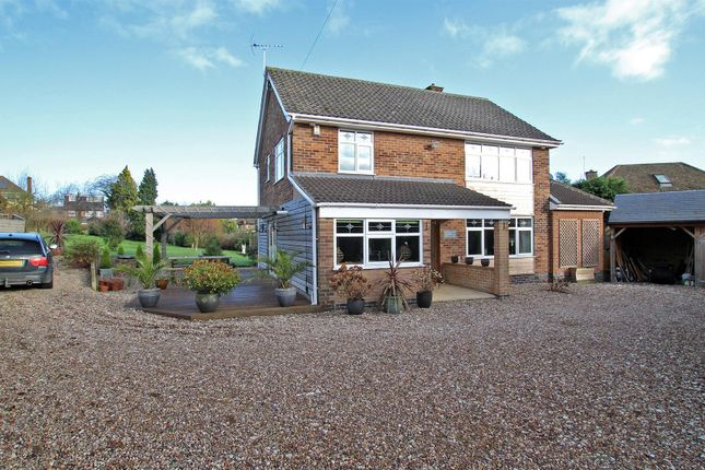 Thumbnail Detached house for sale in Thornton Avenue, Redhill, Nottingham