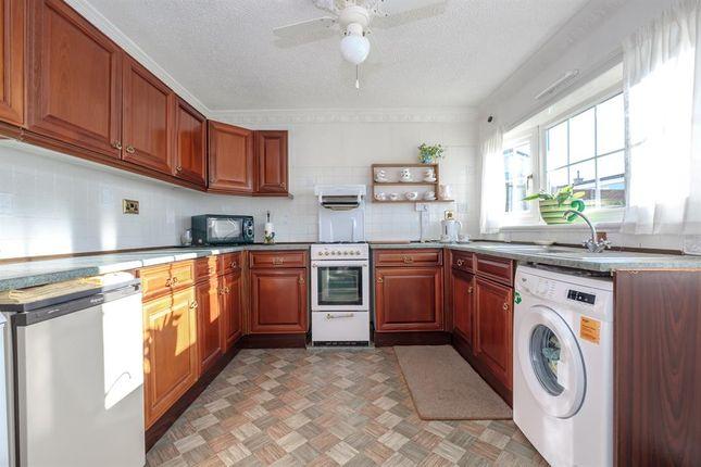 Kitchen of 91 Sunny Haven, Howey, Llandrindod Wells LD1