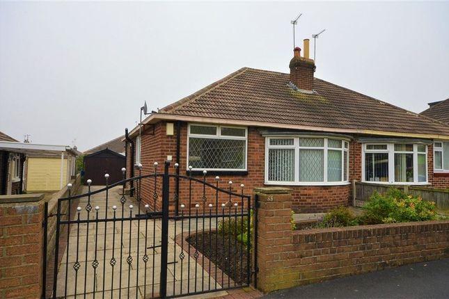 Thumbnail Bungalow to rent in Kennerleigh Walk, Crossgates, Leeds