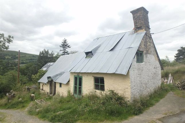 Thumbnail Detached house for sale in Llanfaredd, Builth Wells, Powys