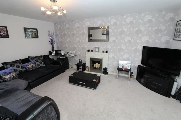 Thumbnail Link-detached house for sale in Crowsley Road, Kempston, Bedford