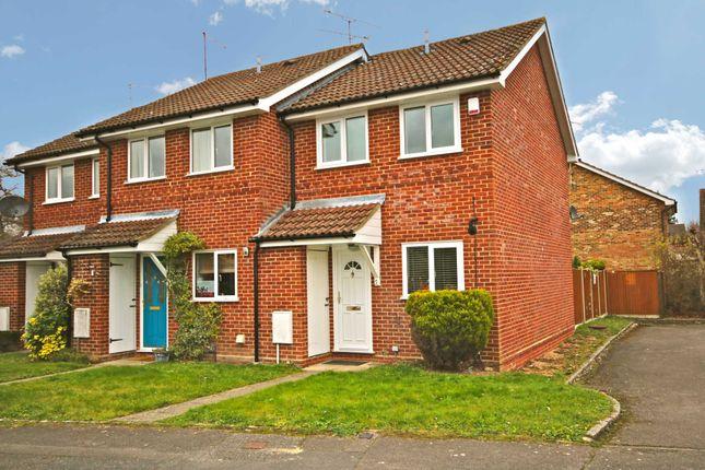 Thumbnail End terrace house to rent in Tarragon Close, Farnborough