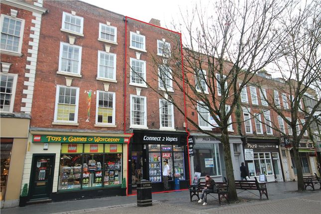Thumbnail Commercial property for sale in 46 Broad Street, Worcester, Worcestershire