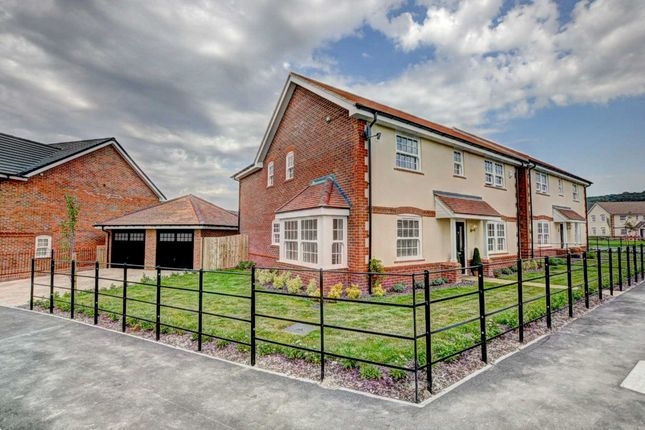 Thumbnail Detached house for sale in Lummas Mead, Chinnor