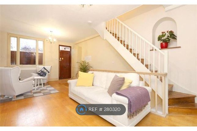 Thumbnail Terraced house to rent in Puma Court, London