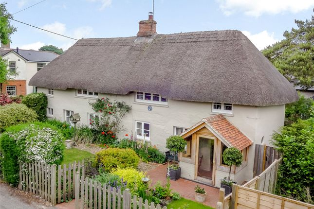 Thumbnail Detached house for sale in Vernham Dean, Andover, Hampshire