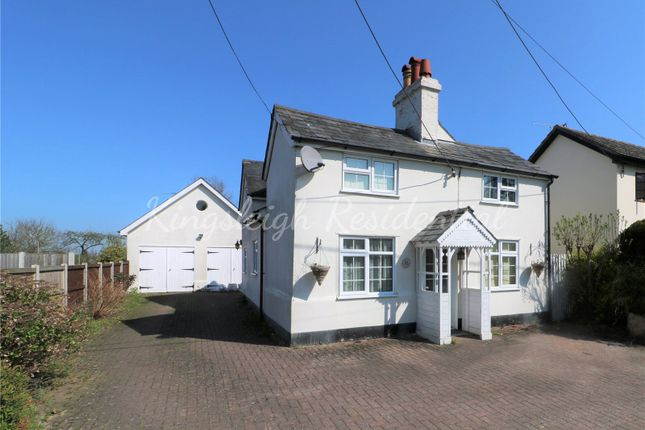 Thumbnail Detached house for sale in Long Road West, Dedham, Colchester, Essex