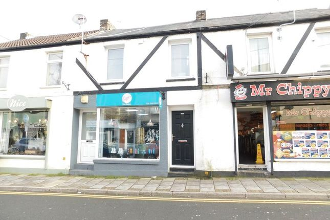 Thumbnail Flat to rent in Clive Street, Caerphilly