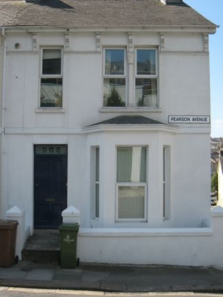 Thumbnail Flat to rent in Pearson Avenue, Mutley