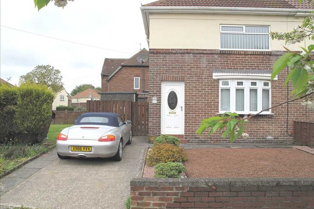 Thumbnail Semi-detached house to rent in Arcot Avenue, Nelson Village, Cramlington