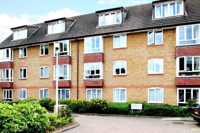 Thumbnail Flat to rent in Kingston Road, New Malden