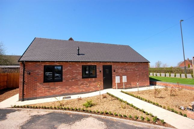 Thumbnail Bungalow for sale in Darne Mews, Hulland Ward, Ashbourne