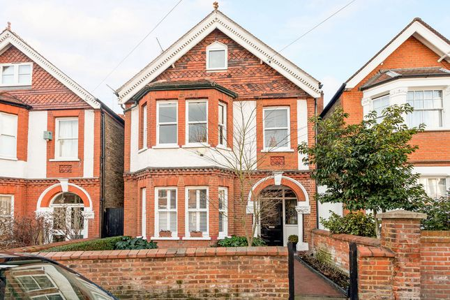 Thumbnail Detached house for sale in Wolverton Avenue, Kingston Upon Thames