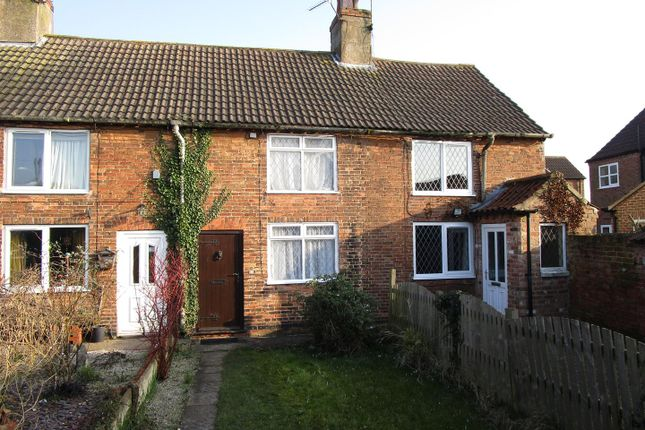 Thumbnail Cottage for sale in Newcastle Street, Tuxford, Newark