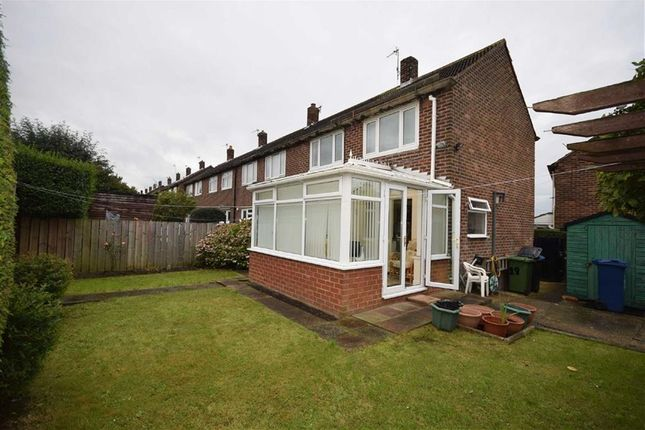 Thumbnail End terrace house for sale in Tanfield Gardens, South Shields