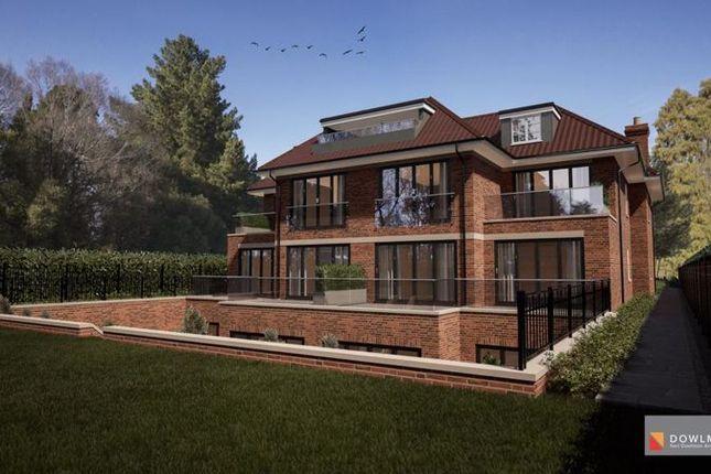 Thumbnail Flat for sale in Ledborough Lane, Beaconsfield
