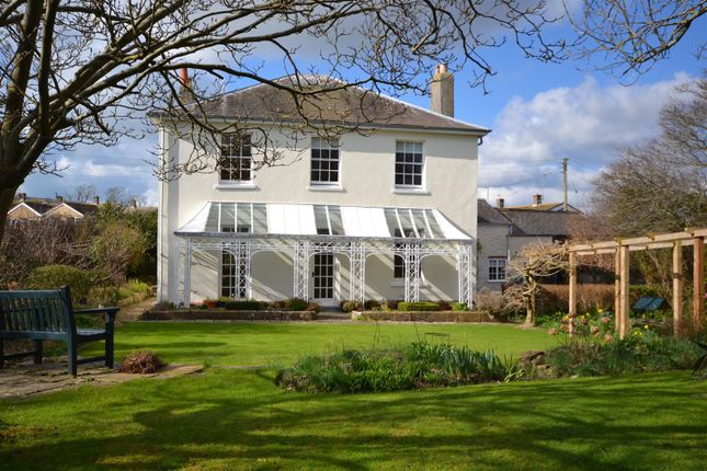 Thumbnail Detached house for sale in Magdalen Lane, Bridport