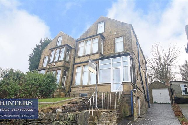 Thumbnail Semi-detached house for sale in Toller Drive, Bradford