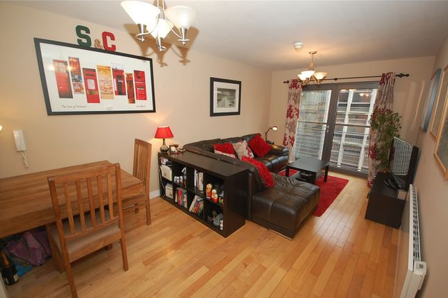 2 bed flat for sale in 408, Rossetti Place, 2 Lower Byrom Street, Manchester