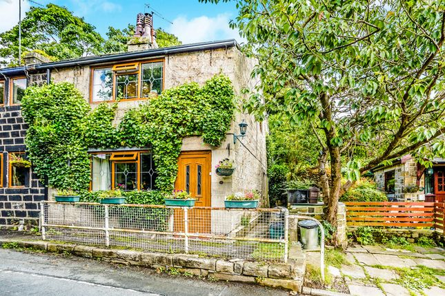 End terrace house for sale in Pudsey Road, Todmorden