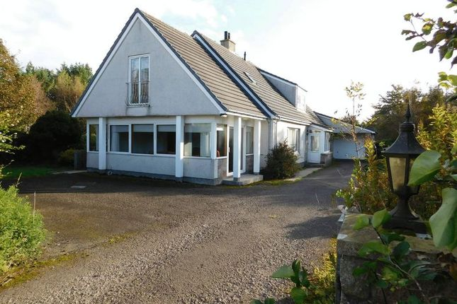 Thumbnail Detached house for sale in Cruachan, Harpsdale, Halkirk
