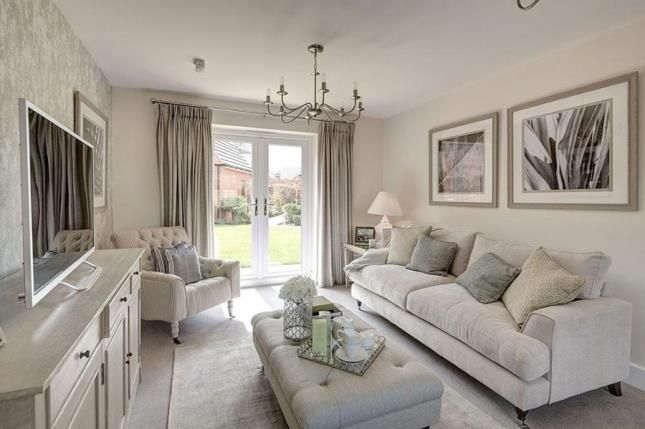 Show Home Lounge of Home Farm Drive, Boughton, Northampton, Northamptonshire NN2