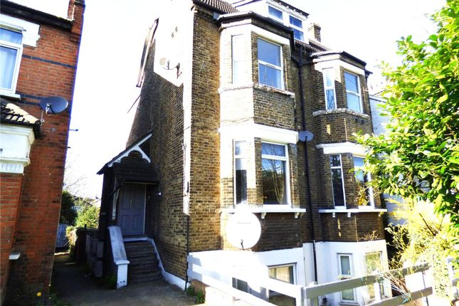 Thumbnail Flat for sale in Kingswood Road, Leytonstone