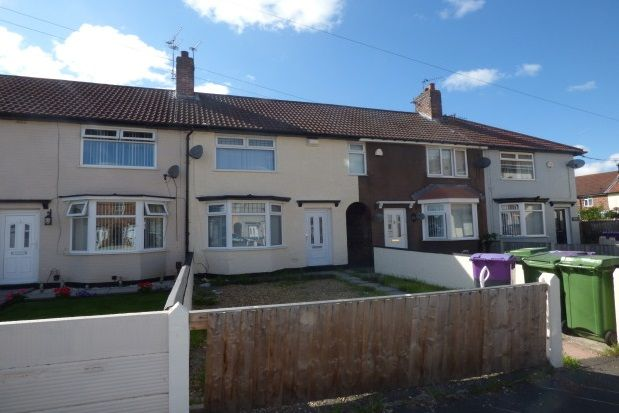 Thumbnail Property to rent in Drake Way, Fazakerley, Liverpool