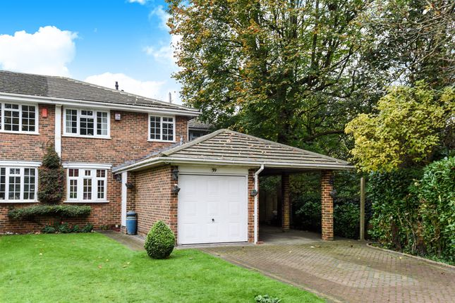 Thumbnail End terrace house for sale in Bawtree Close, Sutton