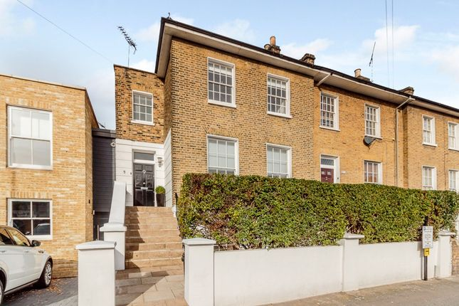 Thumbnail Terraced house for sale in Stamford Road, London, London