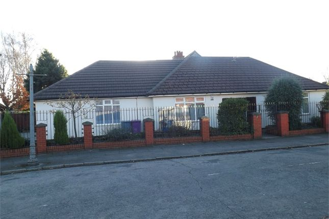 Thumbnail Detached bungalow for sale in Gressingham Road, Liverpool, Merseyside