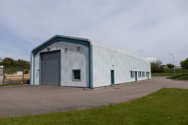 Thumbnail Industrial for sale in Pitwood Road, Lillyhall, Workington