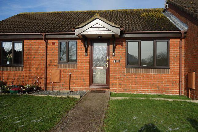 Thumbnail Semi-detached bungalow to rent in Herivan Gardens, Oulton, Lowestoft