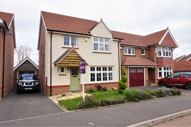 Thumbnail Detached house for sale in Lister Drive, Birmingham