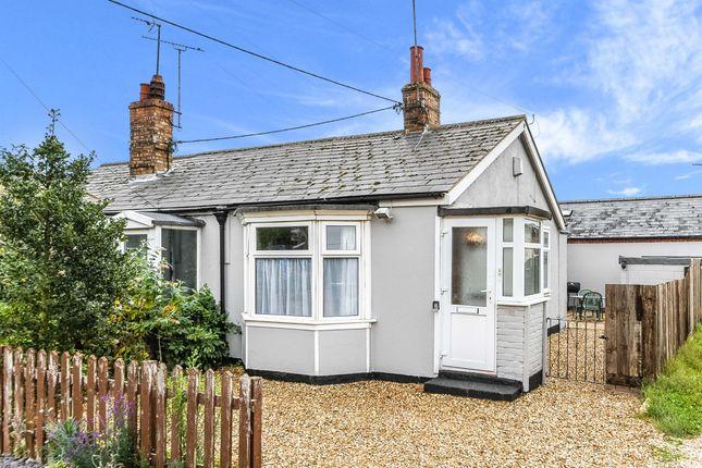1 bed semi-detached bungalow for sale in Poplar Avenue, Heacham, King's Lynn PE31